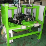 BLOW成形品用後加工機械