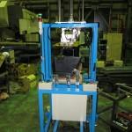 糸引き防止装置付き熱溶着機(クリップ未挿入感知付き)